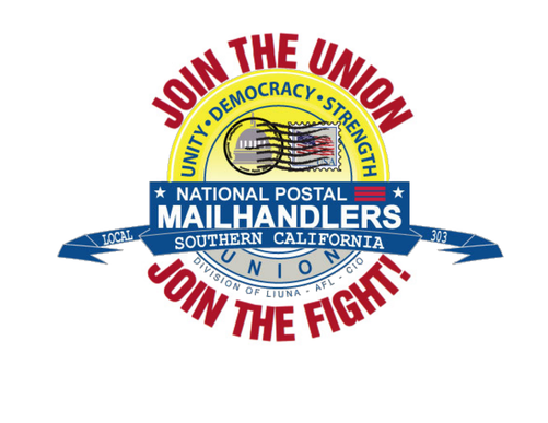 LOS ANGELES NDC - National Postal Mail Handlers Union Local 303